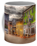 City - Providence Ri - Thomas Street Coffee Mug