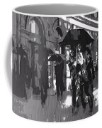 City Rain Coffee Mug