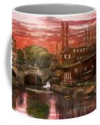 City - Richmond Va - After The Fighting Stopped - 1865 Coffee Mug