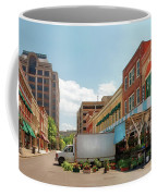 City - Roanoke Va - The City Market Coffee Mug