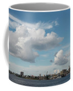 City Skyline, Manaus, Brazil Coffee Mug