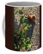City Snail From Above Coffee Mug