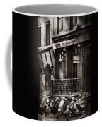 City - South Street Seaport - Bingo 220  Coffee Mug by Mike Savad