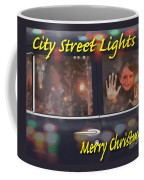 City Street Lights Coffee Mug