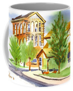 City Streets Coffee Mug by Kip DeVore
