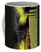 City Under The Pressures  Coffee Mug