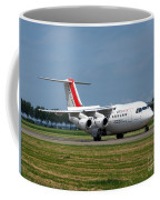 Cityjet British Aerospace Avro Rj85 Coffee Mug