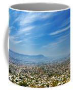 Cityscape Of Tuxtla Chiapas Coffee Mug