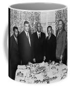 Civil Rights Leaders, 1963 Coffee Mug
