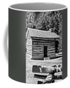 Civil War Cabin Coffee Mug