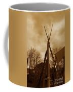 Civil War Camp Coffee Mug