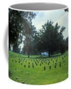 Civil War Gravesites Coffee Mug