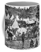 Civil War Hospital, 1860s Coffee Mug