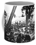 Civil War Hospital, 1862 Coffee Mug