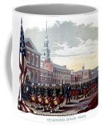 Civil War Philadelphia Zouave Corps Coffee Mug