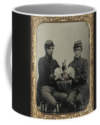 Civil War Soldiers C1863 Coffee Mug