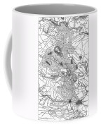 Civil War: Virginia, 1864 Coffee Mug