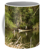 Claim On The Log Coffee Mug