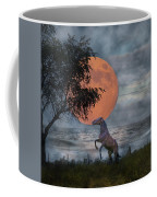 Claiming The Moon Coffee Mug by Betsy Knapp