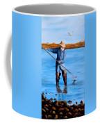 Clam Digger Coffee Mug