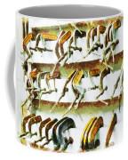 Clamping Down  Coffee Mug