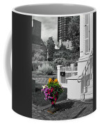 Clark House Flowers 2 Coffee Mug