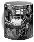 Jazz Clark Terry Coffee Mug