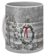 Clarks Valley Christmas 3 Coffee Mug by Lori Deiter