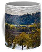 Clarksville Railroad Bridge Coffee Mug