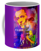 Clash Know Your Rights Coffee Mug