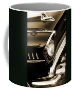 Classic '57 Chevy Bel Air In Sepia  Coffee Mug