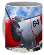 Classic Aircraft Coffee Mug