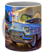 Classic Blue Caddy At Night Coffee Mug