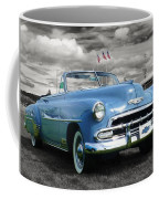Classic Blue Chevy Coffee Mug