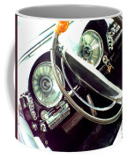 Classic Car Odometer Coffee Mug