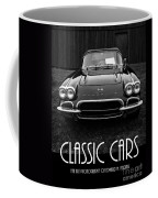 Classic Cars Front Cover Coffee Mug