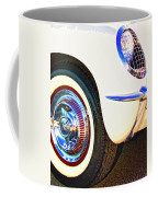 Classic Corvette Palm Springs Coffee Mug