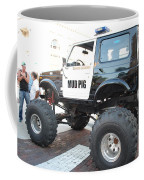 Classic Custom Jeep Coffee Mug