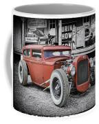 Classic Hot Rod Coffee Mug