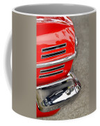 Classic Impala In Red Coffee Mug