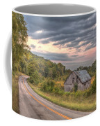 Classic Missouri Barn Coffee Mug