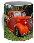 Classic Orange Coffee Mug