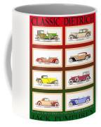 Dietrich Poster Coffee Mug
