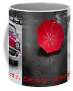 Edward M. Fielding Photography Coffee Mug by Edward Fielding
