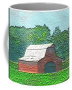 Classic Red Barn Coffee Mug