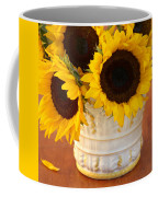 Classic Sunflowers Coffee Mug