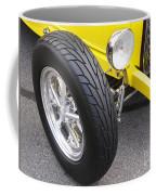 Classic Tire Tread Coffee Mug