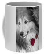 Classy Red Coffee Mug