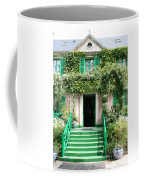 Claude Monets Home Coffee Mug
