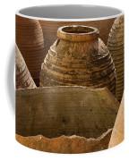 Clay Pots   #7811 Coffee Mug